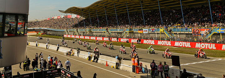 SBK - Dutch Round