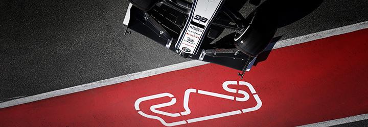 Formula 1 Test Days 2