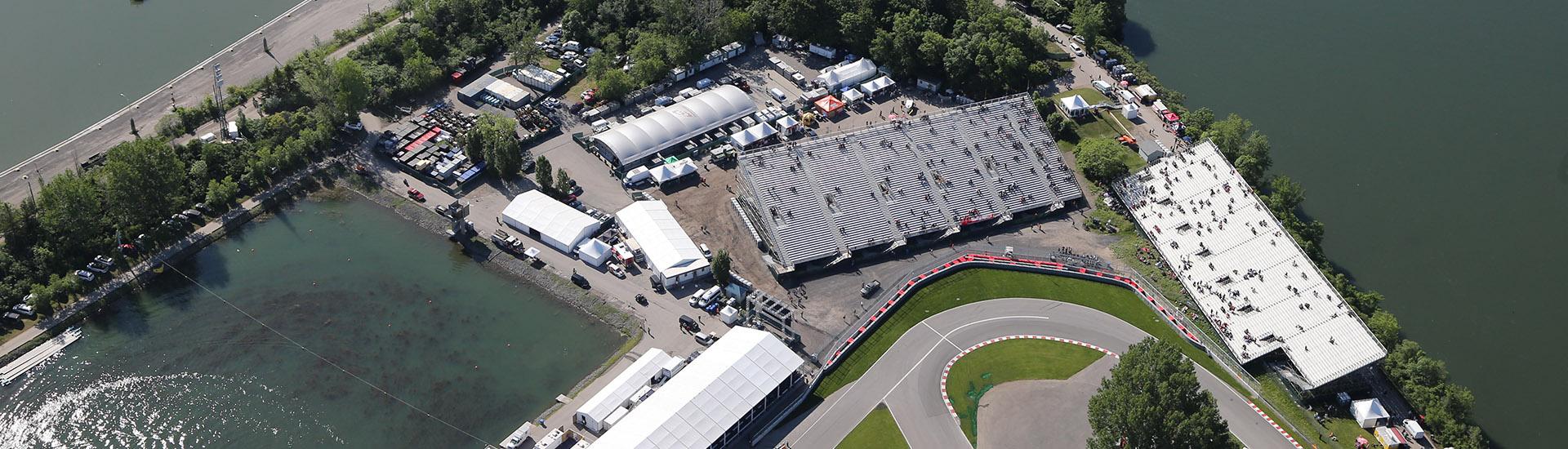 Calendario Pirelli 2020 Acquisto.Tribune 12 Sezioni 5 6 7 Canada Formula1 Com