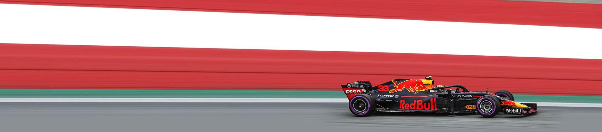F1 Autriche